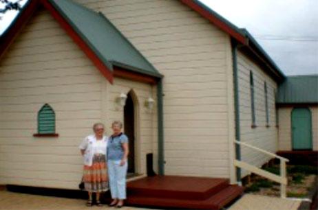 Chapel Wauchope
